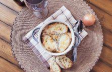 soupe a l oignon traditionnelle